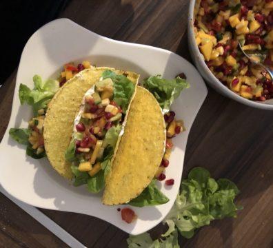 Tacos mit Salsa