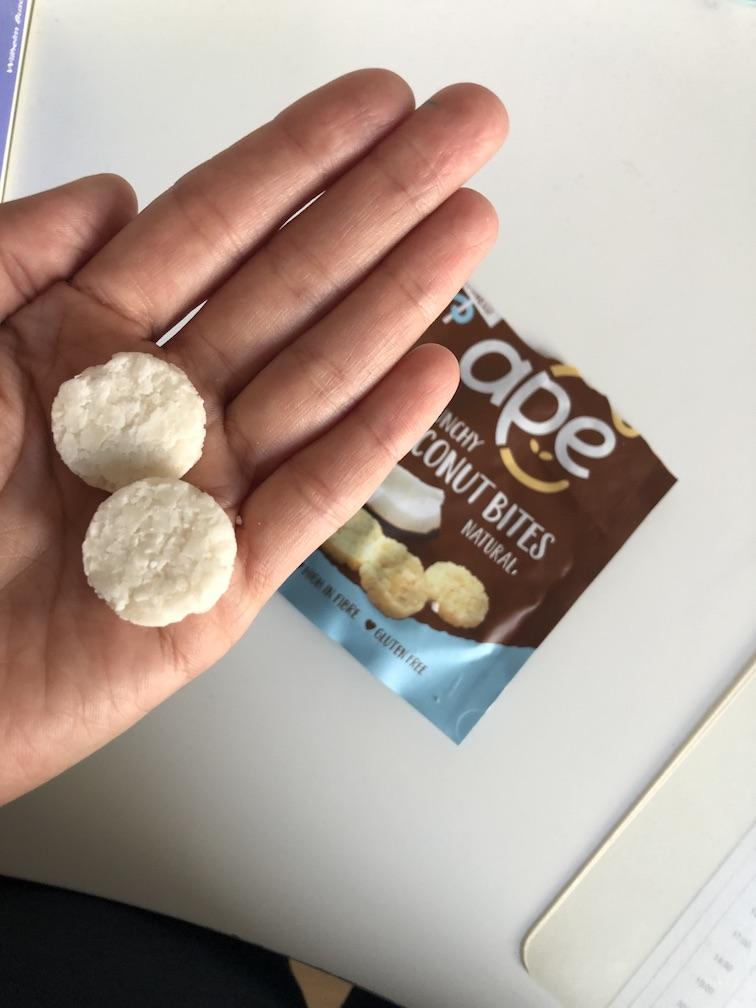 Snacks für unterwegs - Coconut Bites