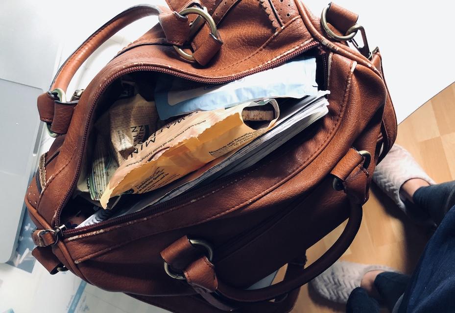 Snacks für unterwegs