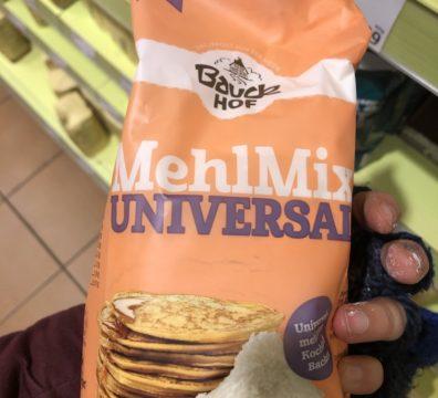 Mehlmix universal von Bauckhof